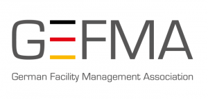 Logo GEFMA Deutscher Verband für Facility Management e.V.