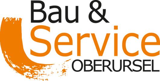 Logo Bau & Service Oberursel