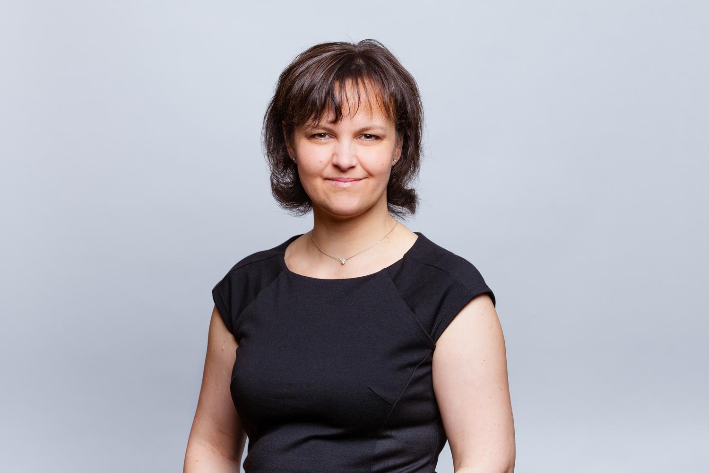 Projektleiterin Dana Wagner