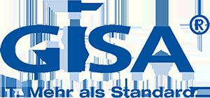 Logo der GISA GmbH