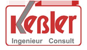Logo der Keßler Ingenieur Consult Vermessungs- und Ingenieurgesellschaft mbH