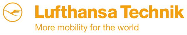 Logo Lufthansa Technik AG