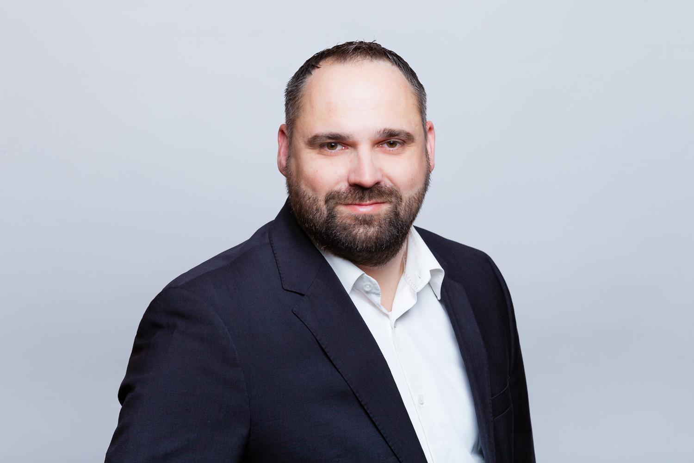 Bereichsleiter FM Solutions Matthias Thieme