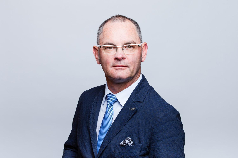 Ausbildungsleiter Uwe Schmidt