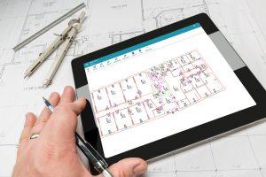 Bild FAMOSweb-CAD mit Autodesk