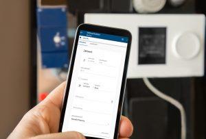 Bild mobile Verbrauchsdatenerfassung mit FAMOSweb