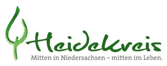 Logo des Landkreises Heidekreis