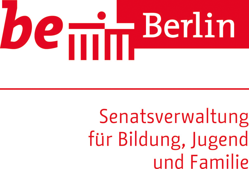 Logo der Senatsverwaltung für Bildung, Jugend und Familie Berlin