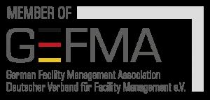 "Logo ""Member of GEFMA"""