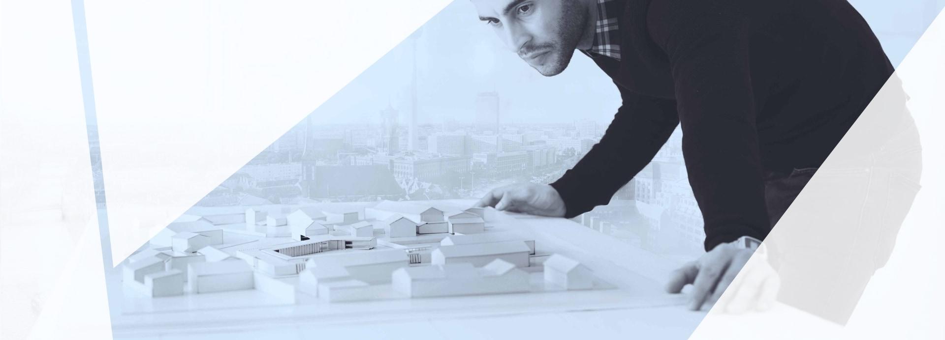 Keßler Solutions - Imagemotiv 3D-Modellstadt