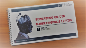 Bewerbung um den Marketingpreis Leipzig