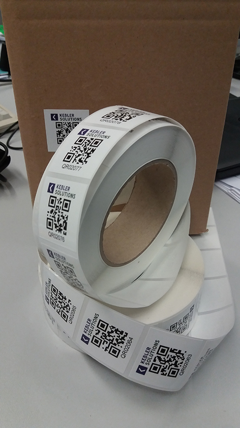 Foto der Keßler Solutions QR-Codes