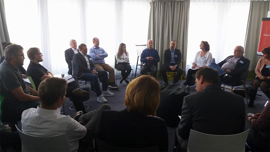 Foto FAMOS User Forum 2019: Open Space Themen geben Raum für Diskussionen