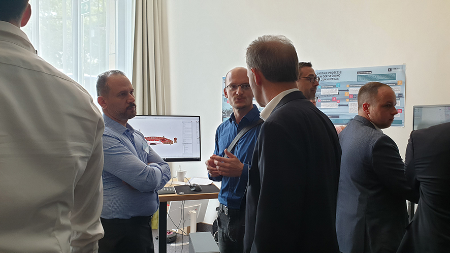 Foto FAMOS User Forum 2019: Stand der Keßler Ingenieur Consult