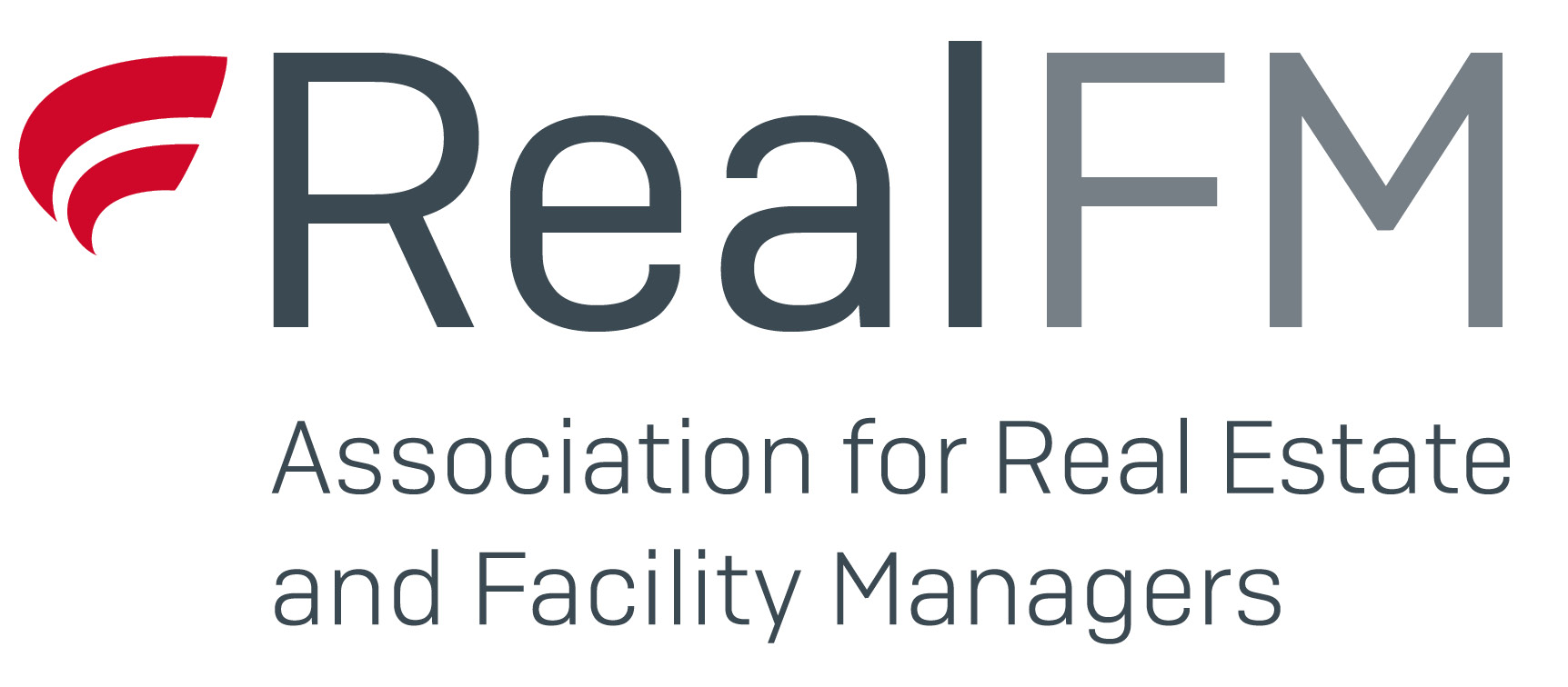 Logo Real FM, Berufsverband der Real Estate und Facility Manager
