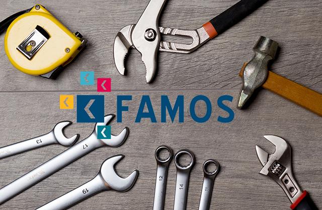 Bild: FAMOS-Werkzeugkasten