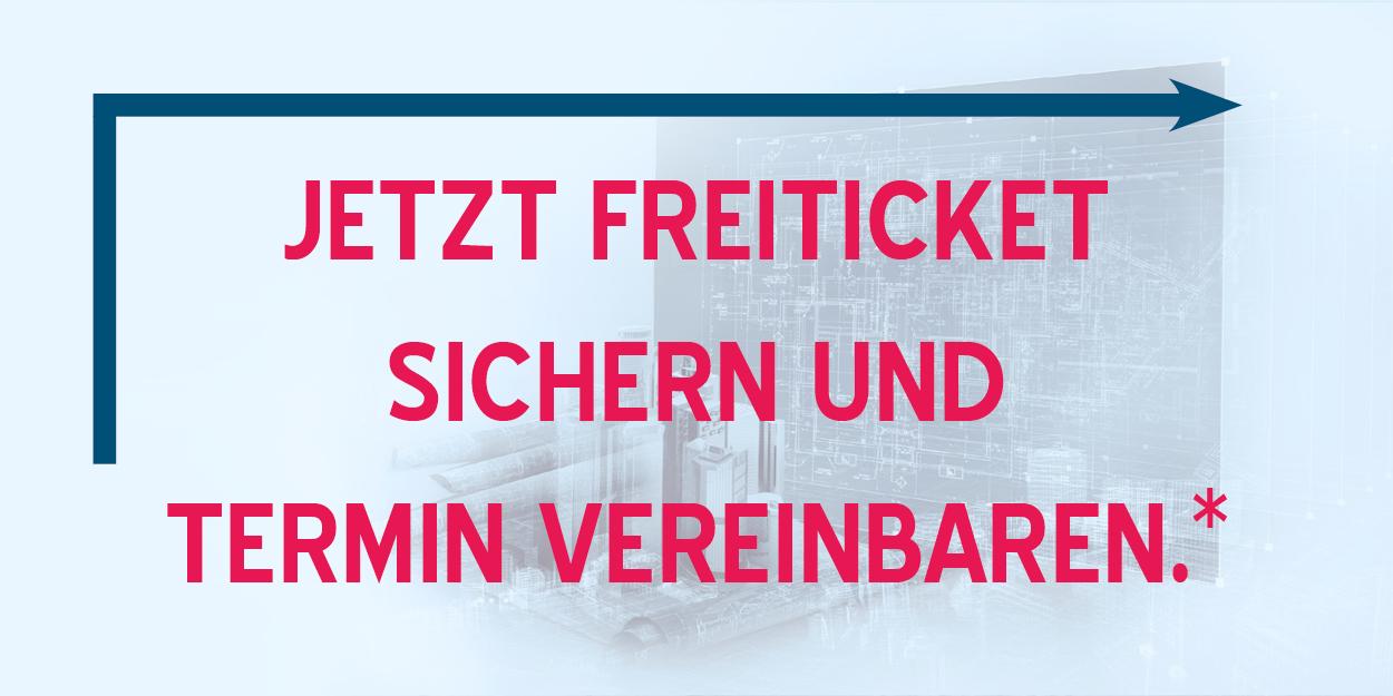 Freiticket BIM world MUNICH & Termin sichern
