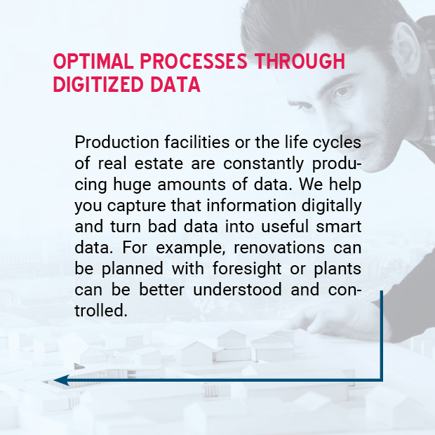 picture: optimal processes through digitized data