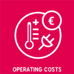 icon operating costs