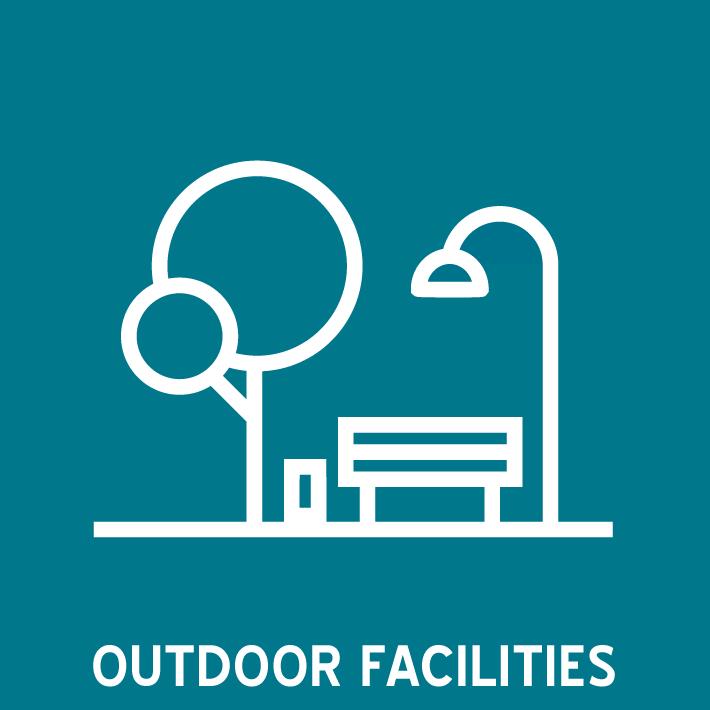 icon outdoor facilities