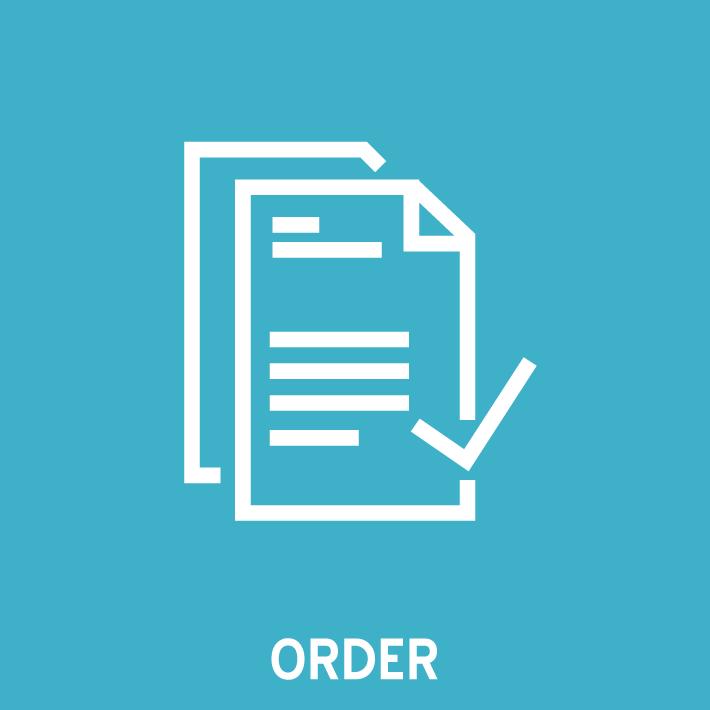 icon order