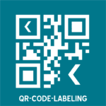 Icon QR-Code-Labeling