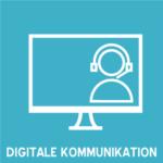 Icon Digitale Kommunikation