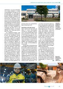 Foto von Artikel in Bauen Aktuell, Ausgabe 2-2020, Seite 27