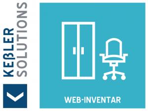 Icon Neue App Web-Inventar