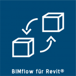 Icon FAMOS-BIMflow fuer Revit