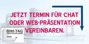 Mail-Link zur Terminvereinbarung zum BIM Tag 2020