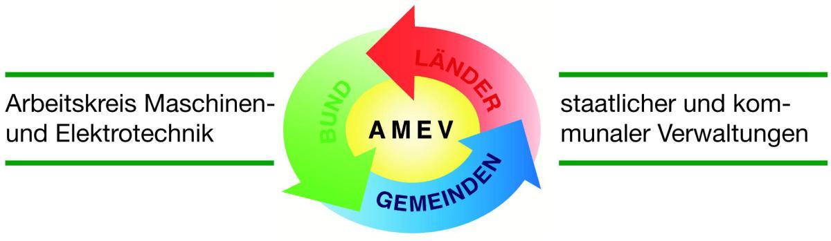 Logo AMEV, Quelle Bundesbaublatt
